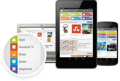 Che cos'è Google Play Store e come utilizzarlo About-feature1