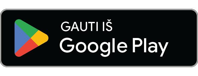 Gauti iš Google Play